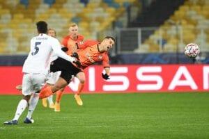 Las notas del Shakhtar Donetsk, 2 - Real Madrid, 0