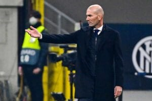 Zidane frente al abismo