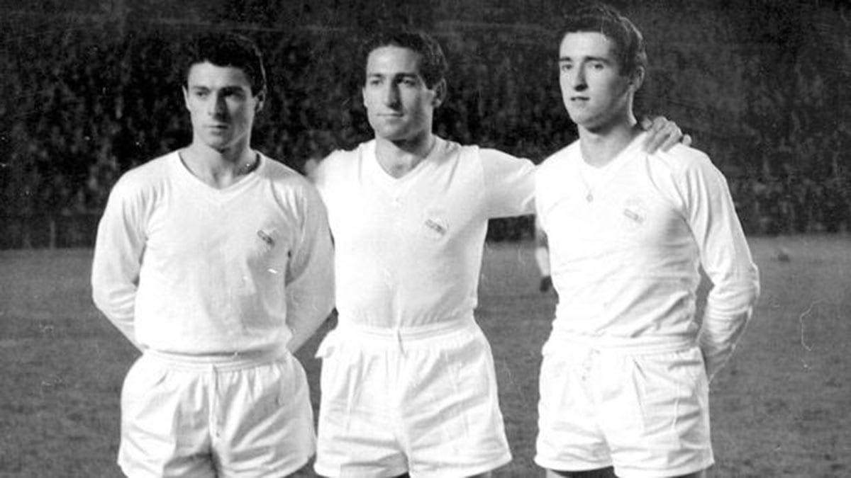 Antonio Gento y hermanos