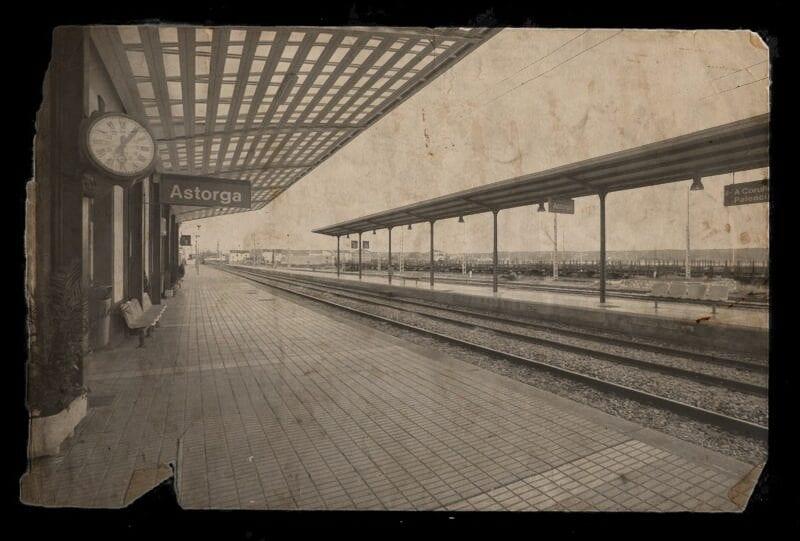 Estación de Astorga