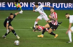 Las notas del Real Madrid, 1 - Athletic de Bilbao, 2