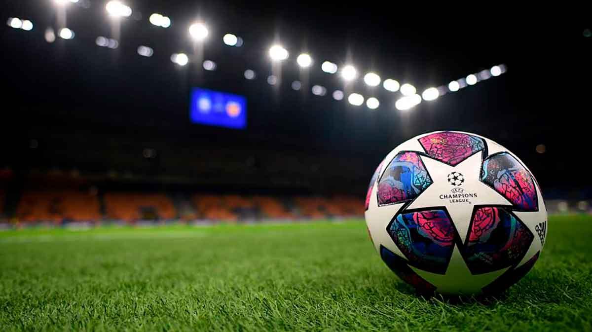Balón nuevo fútbol