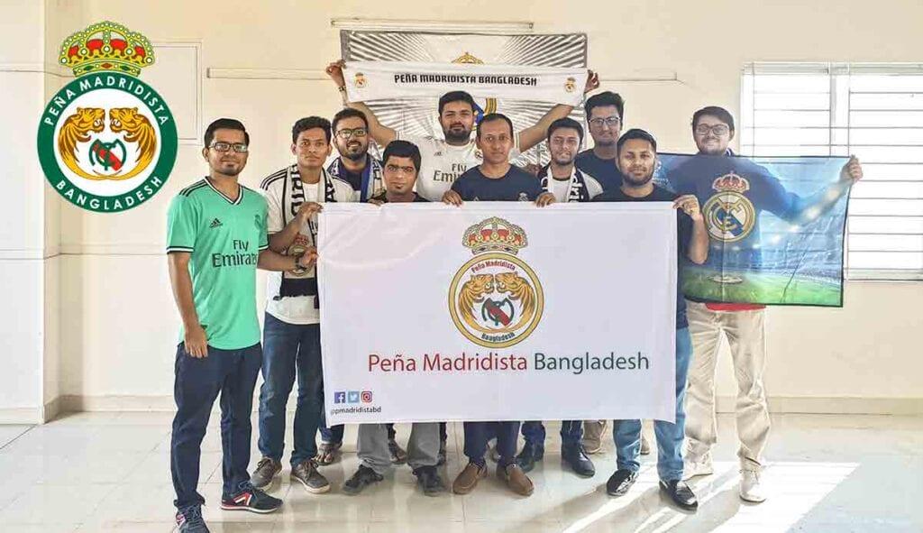 Peña Madridista Bangladés