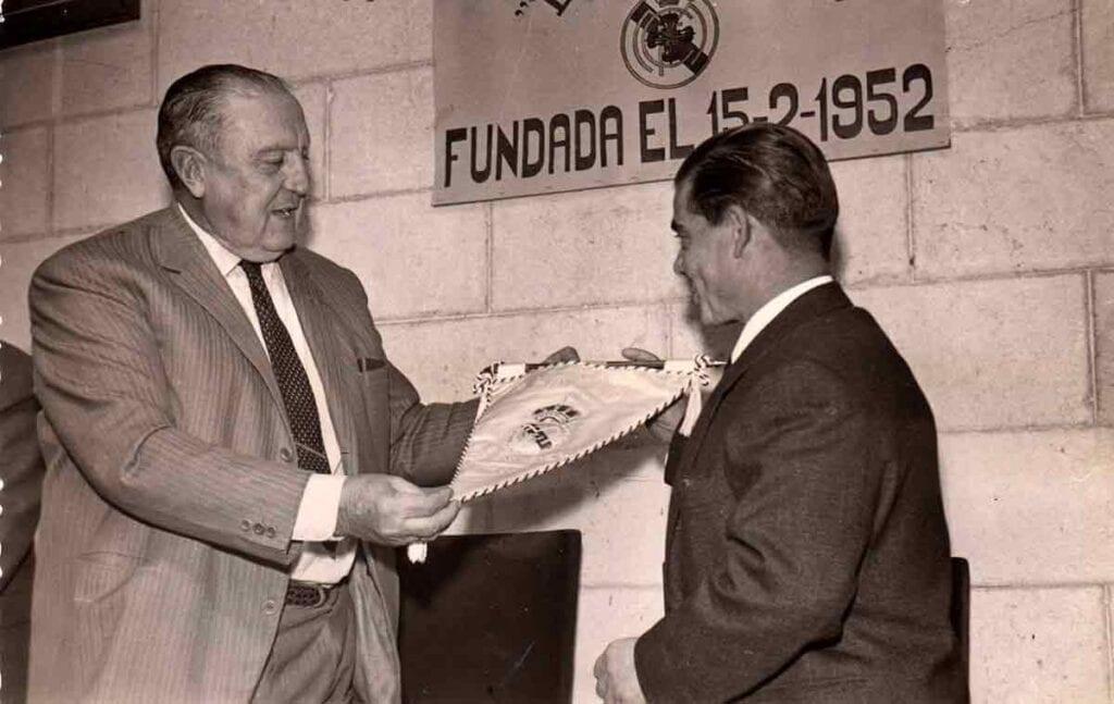 Peña Real Madrid Daimiel