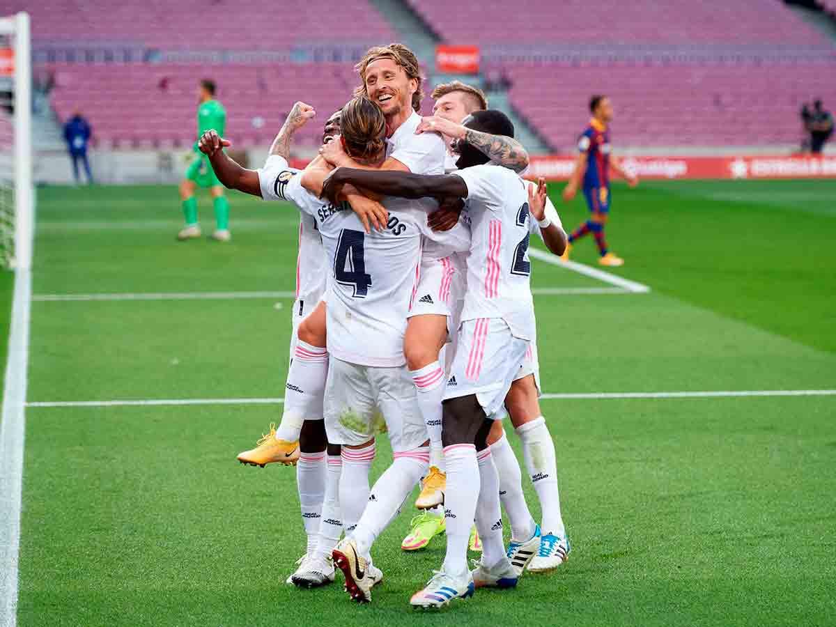 Real Madrid motivación