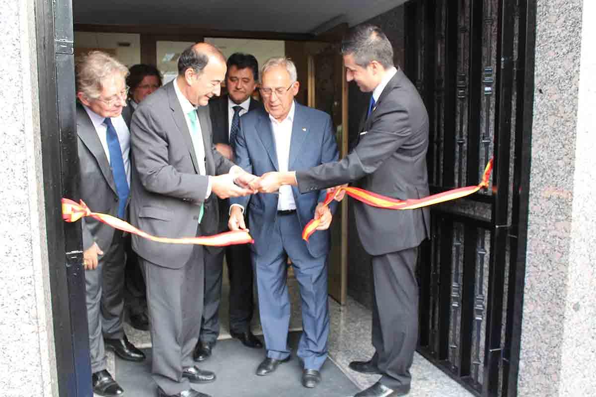 Inauguración Amacio Fernández de Blas