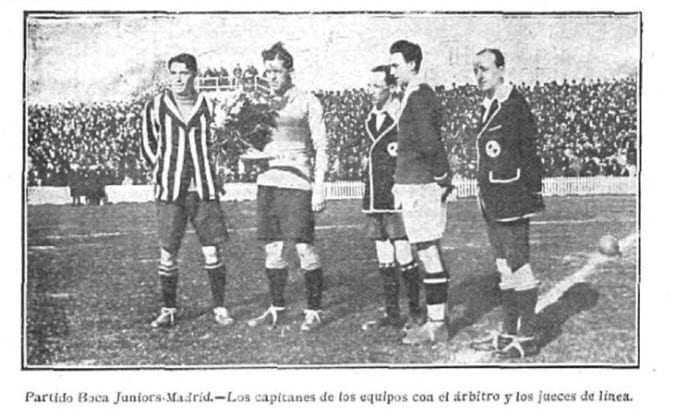 Boca Juniors Real Madrid