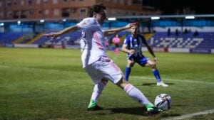 Las notas del Alcoyano, 2 - Real Madrid, 1