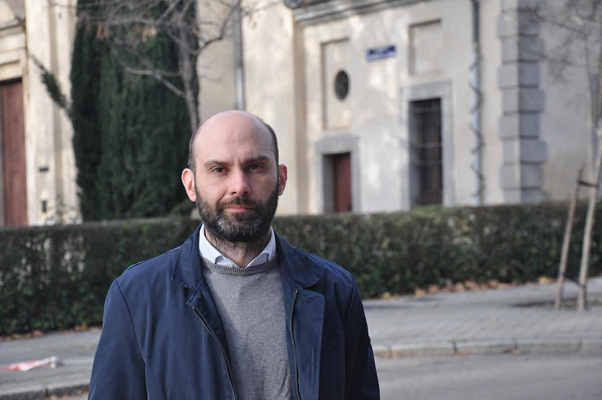 Profesor Mañas