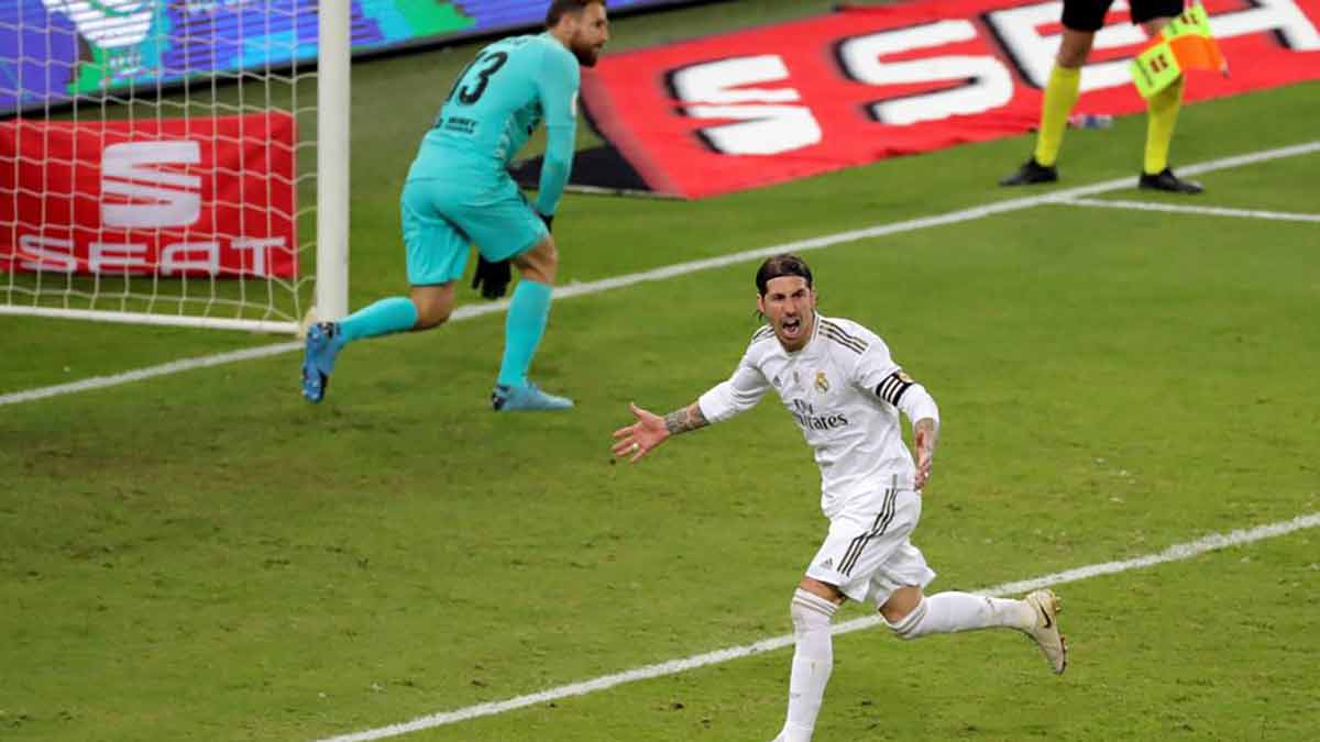 Ramos Supercopa Atleti