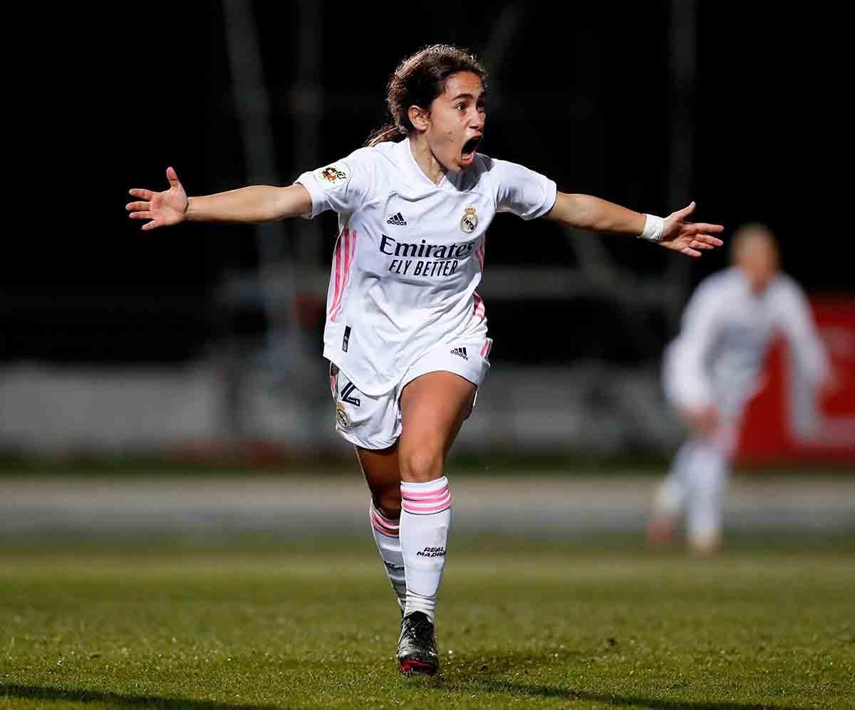 Real Madrid femenino Lorena