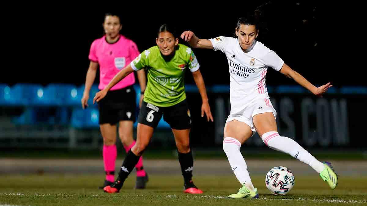 Real Madrid femenino Thaisa