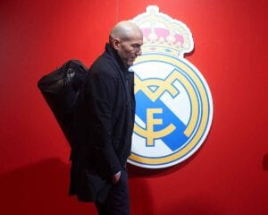 Zidane y Real Madrid, rumbos opuestos