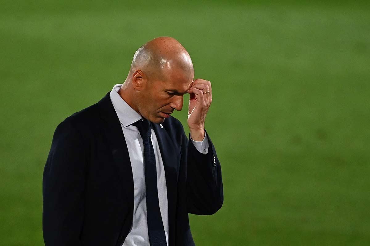 El Real Madrid, al rincón de pensar