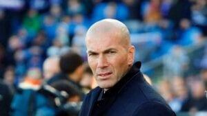 Dejad que los niños se acerquen a Zidane