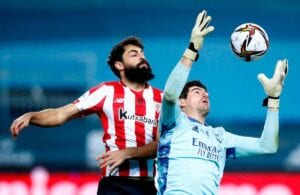 Courtois Supercopa