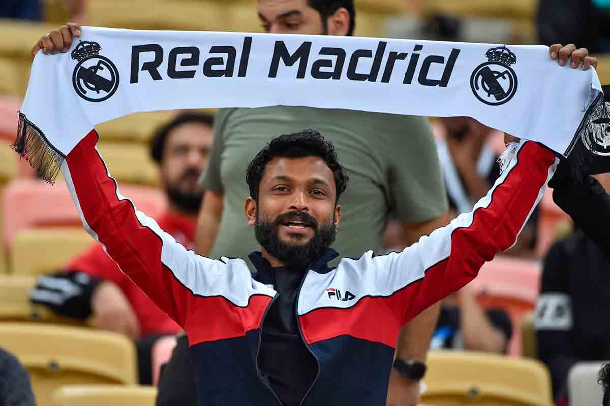 Afición Real Madrid 3