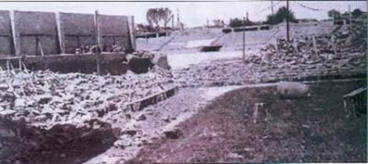 Estadio postguerra