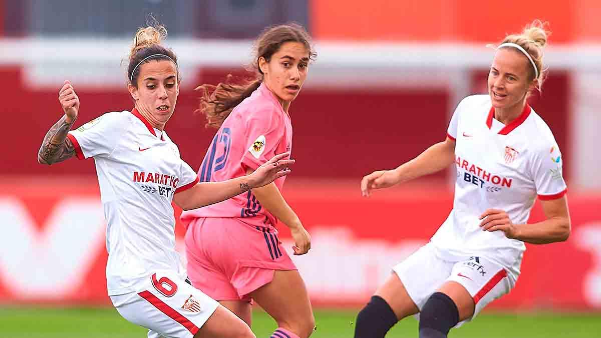 Lorena Real Madrid Femenino