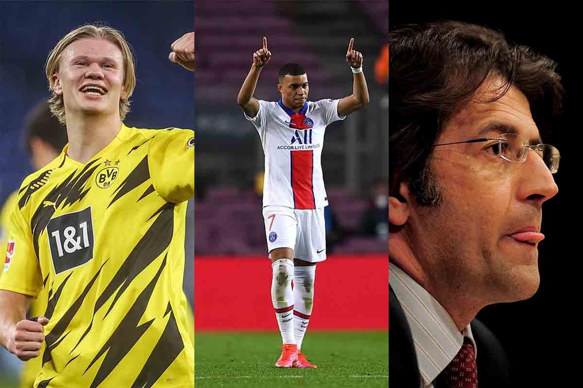 ¿Haaland, Mbappé o Toni Freixa?