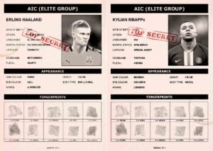 Informe Florentino: Haaland - Mbappé