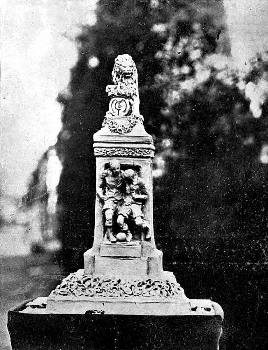 Machimbarrena y Aranguren monumento
