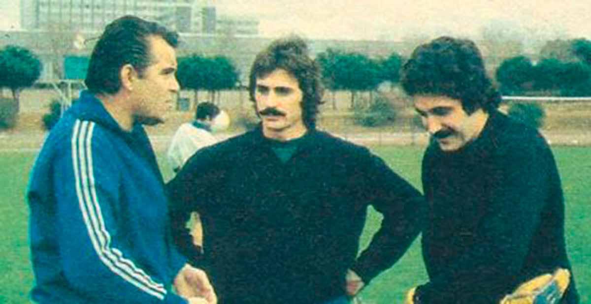 Miljanic, Miguel Ángel y García Remón