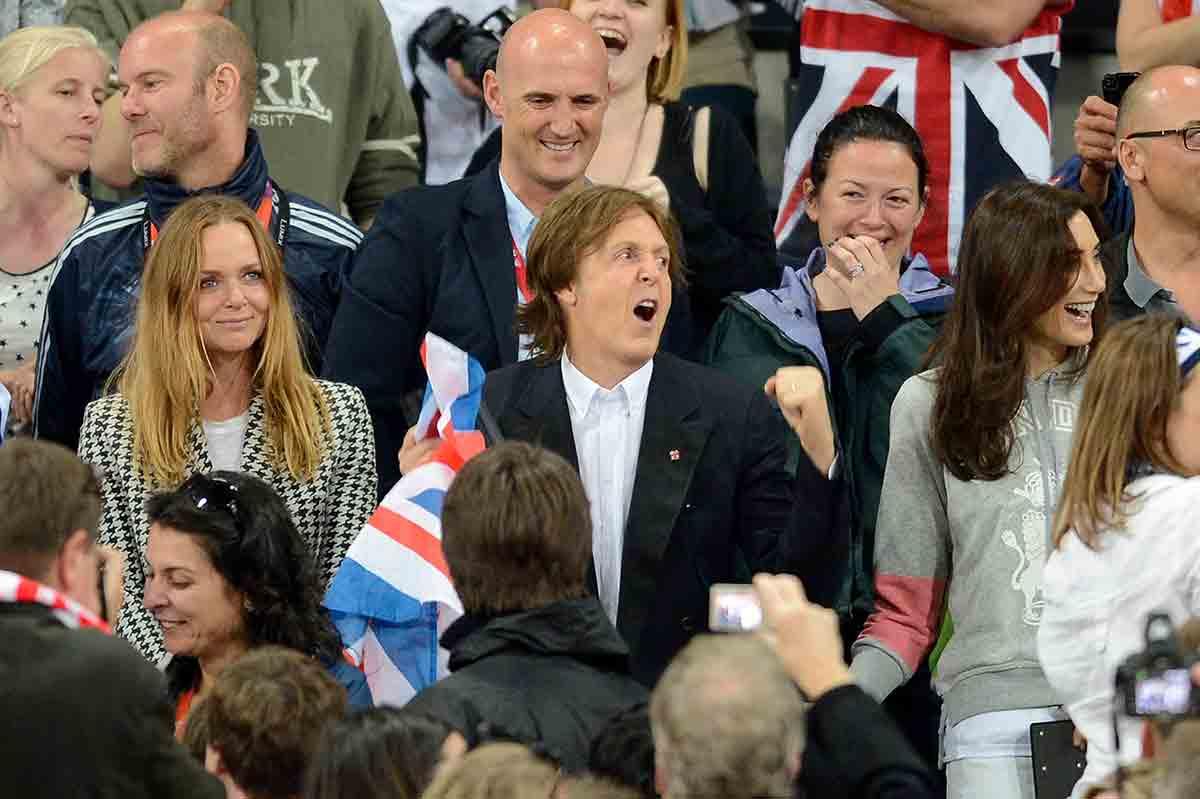 Paul McCartney gol