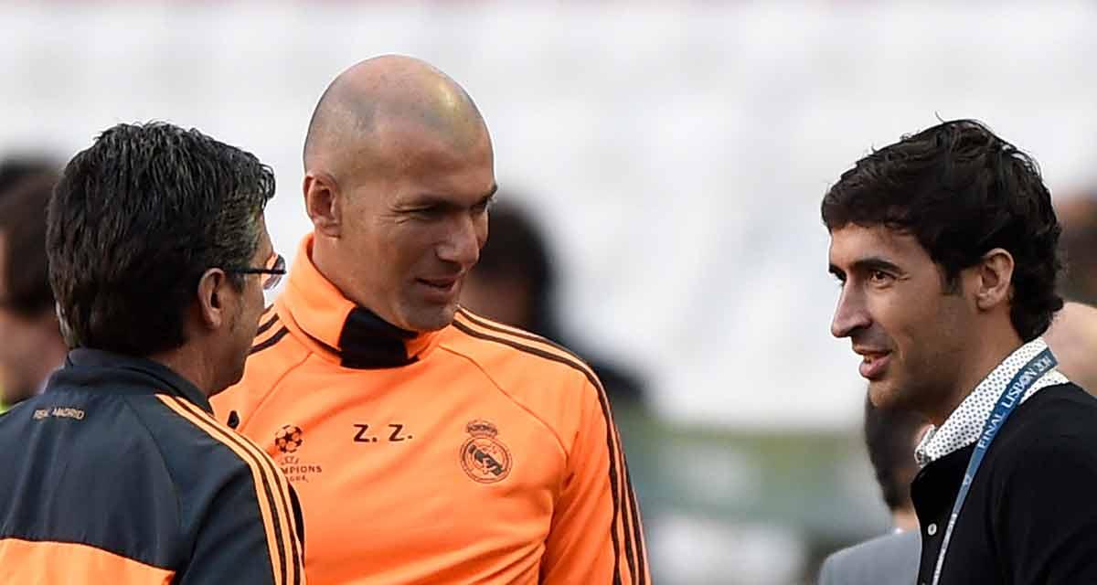 El sustituto de Zidane