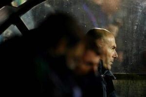 Zidane, sufrimiento y victoria