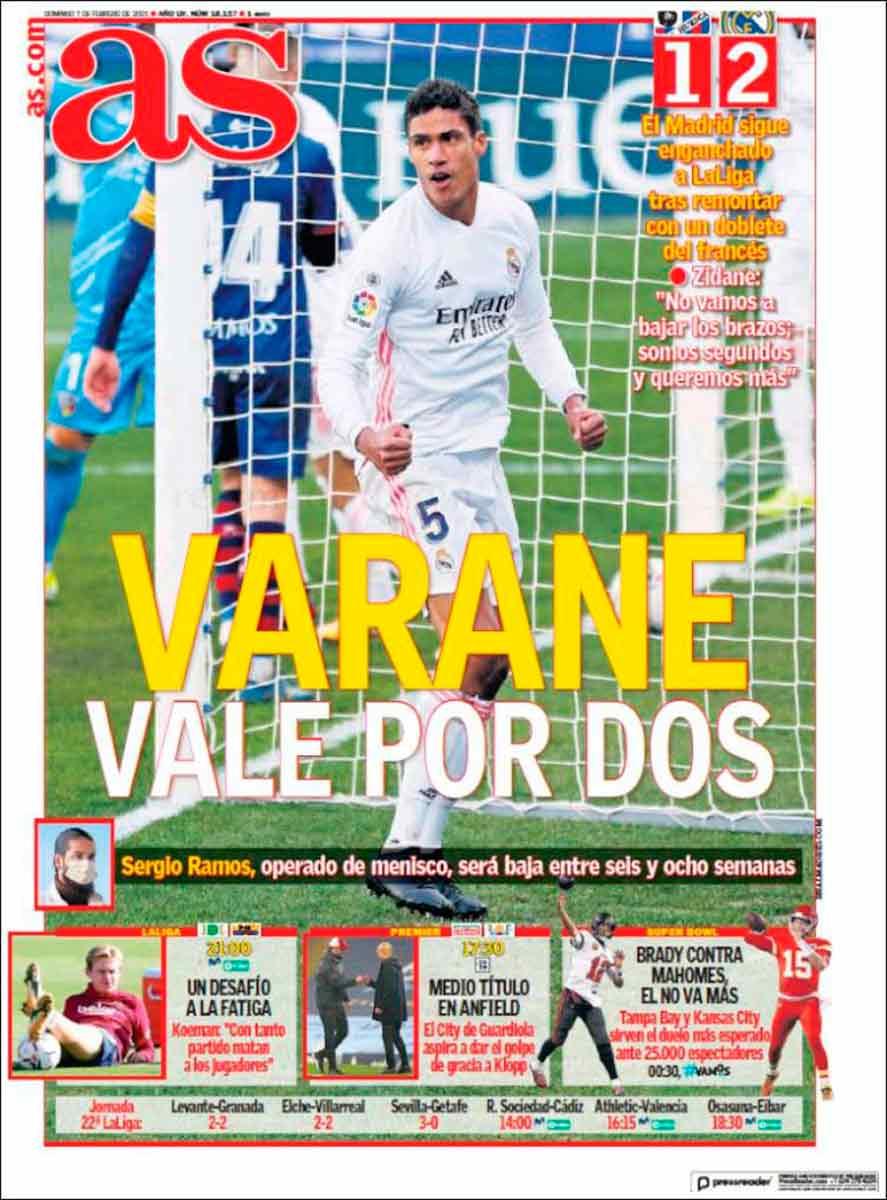 Portada As Varane Huesca