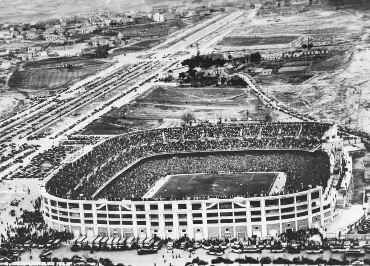 Santiago Bernabéu 1947