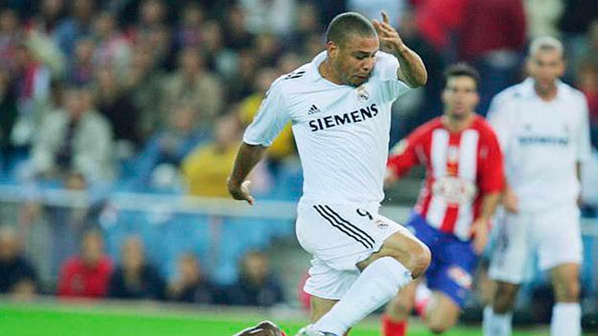 Ronaldo Nazario derbi