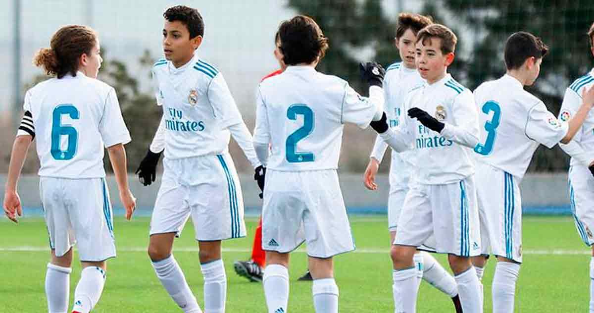 Cantera Real Madrid