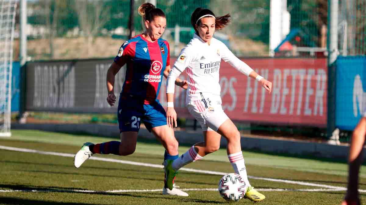Cardona Real Madrid femenino