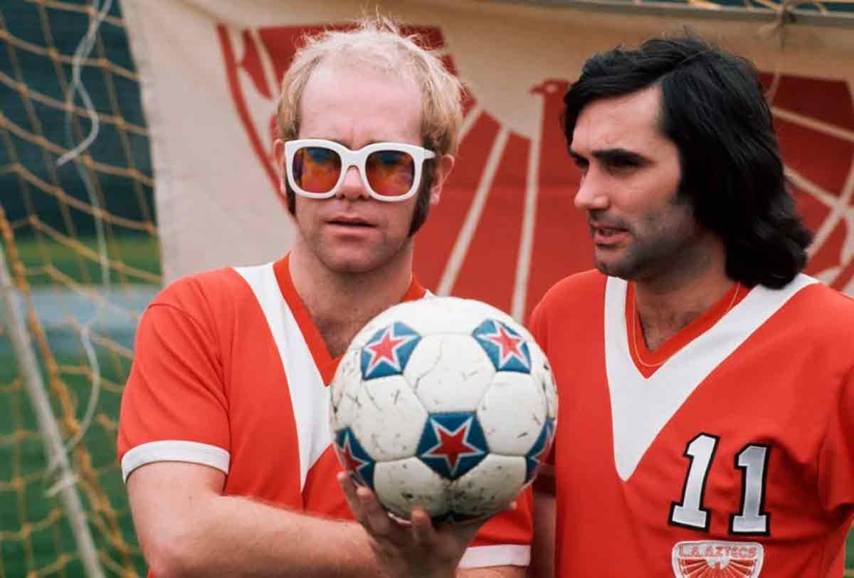 George Best Elton John