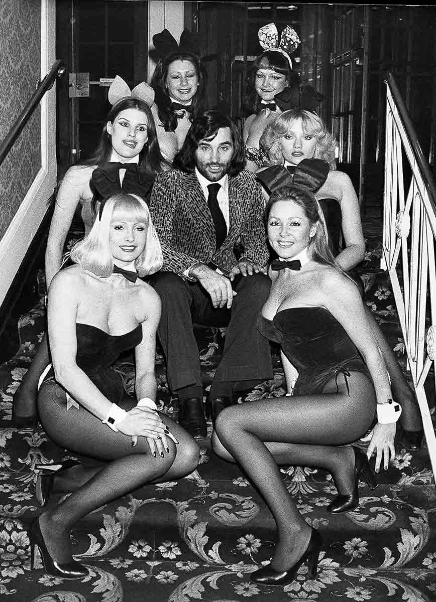 George Best Playboy