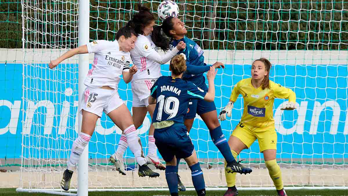 Gol Real Madrid Femenino