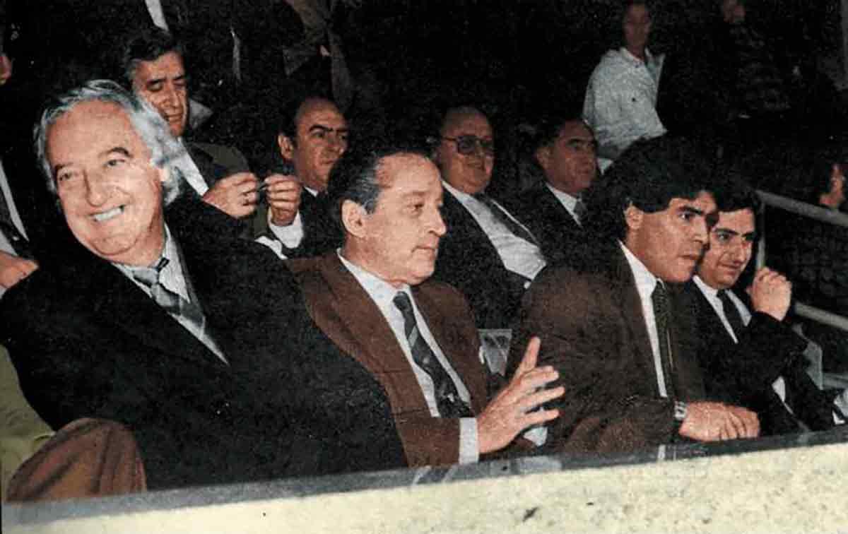 Ramón Mendoza Maradona