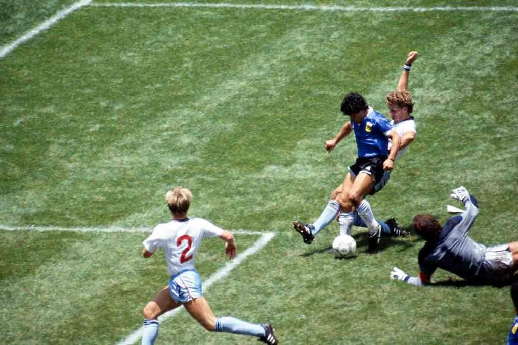 Maradona, el que nunca llegó