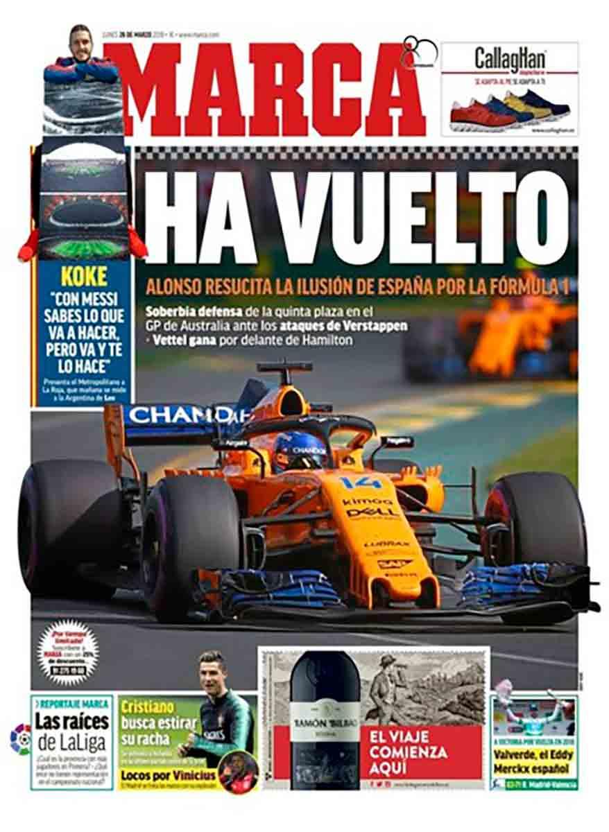 Marca Alonso