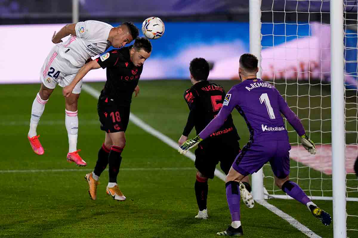 Mariano ocasión gol