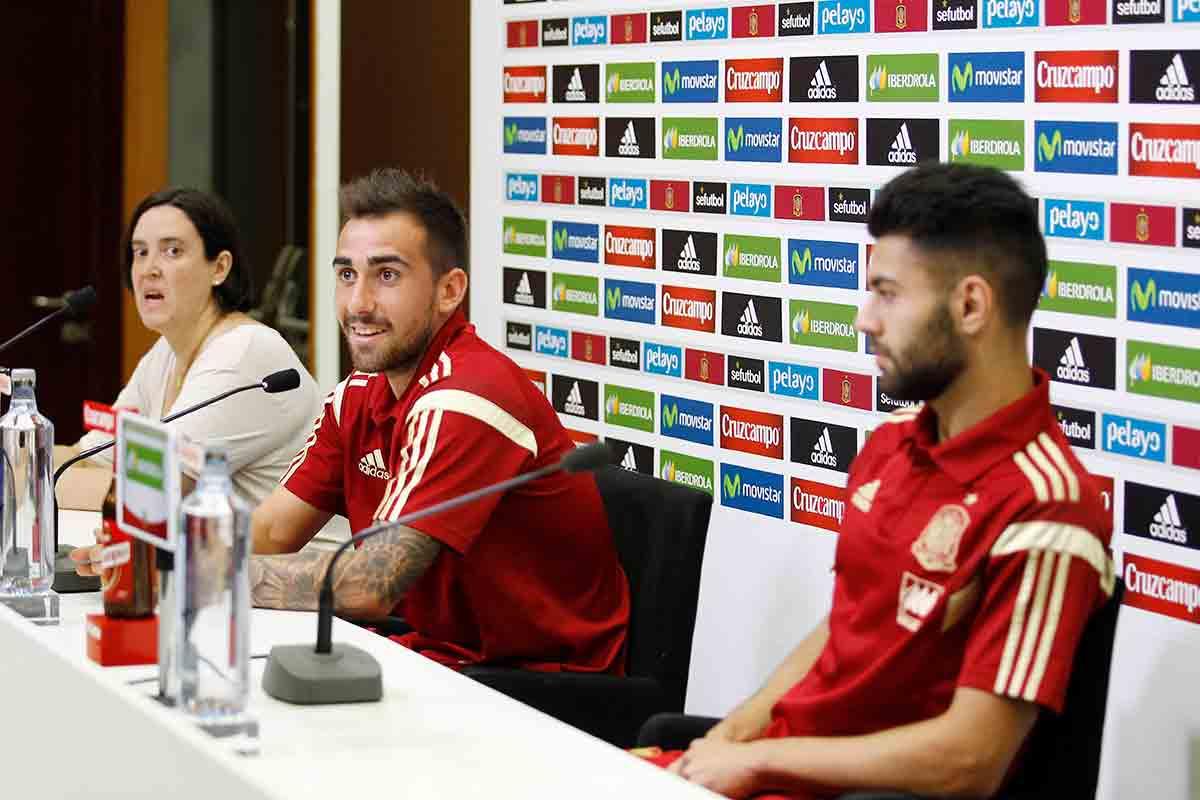 Paco Alcácer España