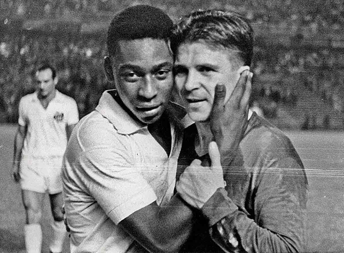 Puskas Pelé