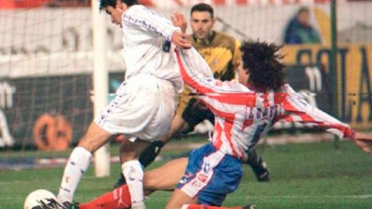 Raúl gol Atleti López