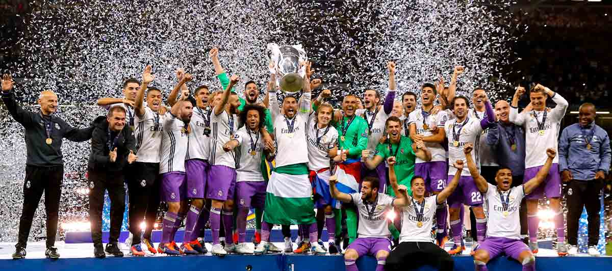 Real Madrid Duodécima
