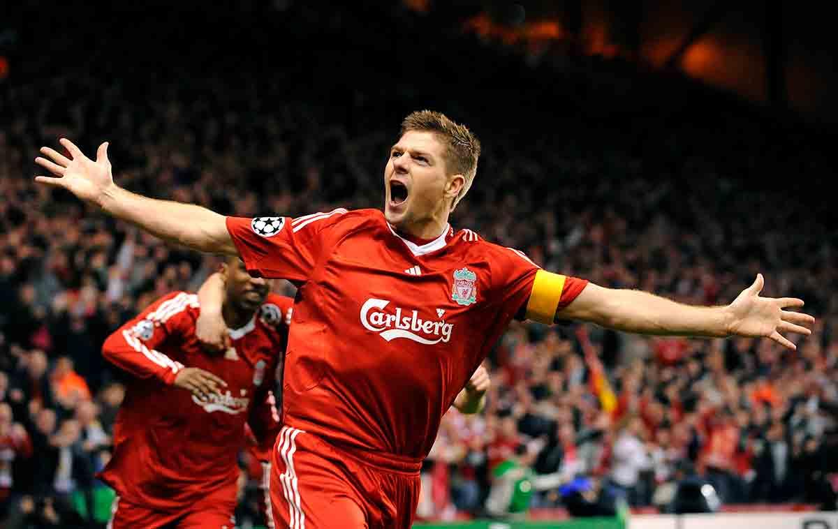 Gerrard Liverpool