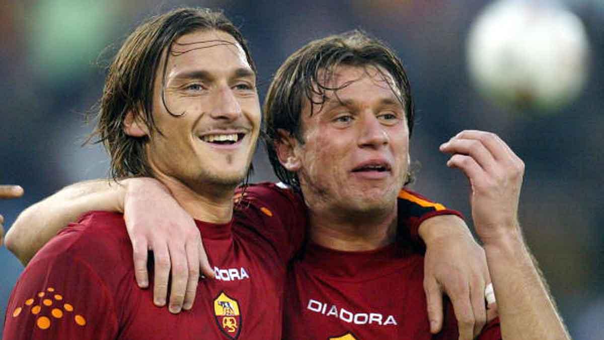 Totti Cassano