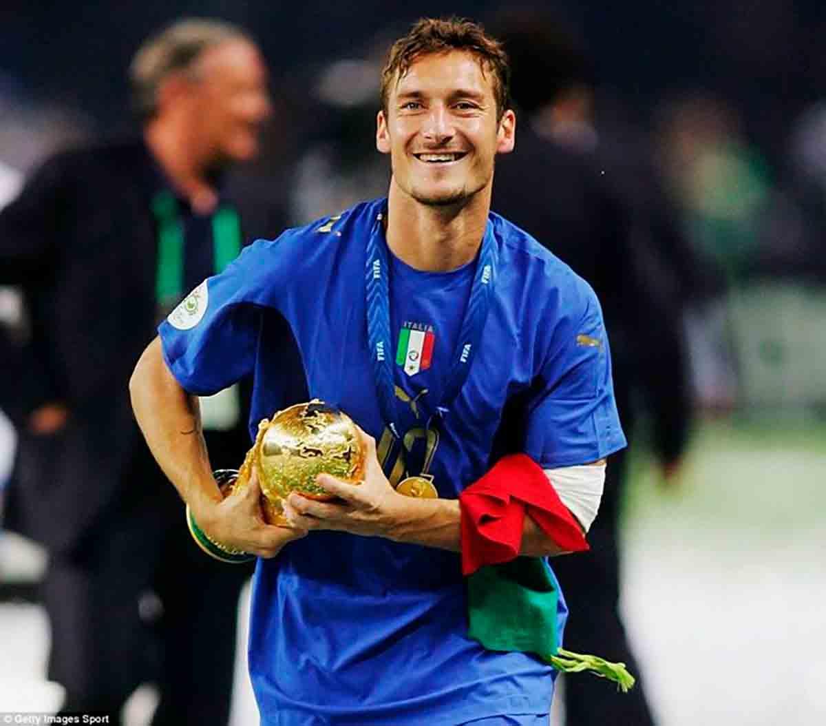 Totti Campeón del Mundo