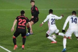 Las notas del Real Madrid, 1 - Real Sociedad, 1